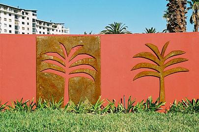 Knightsbridge Palm Panel