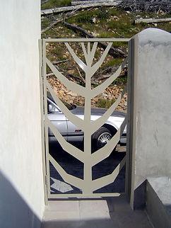 Aloe security gate