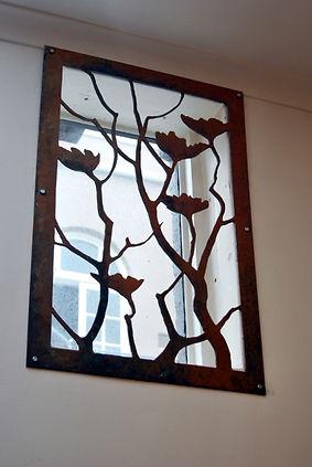 Protea Tree Burglar bars