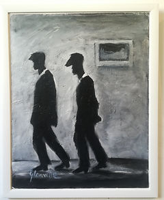 Robin Glanville, Street Life 1