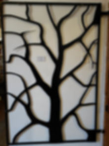 Tree of Life gate