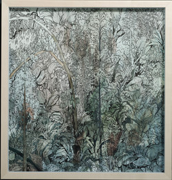 isabella-kuijers_promised-land_2015_watercolour-and-ink-on-paper_585x555mm_framed-975x1024-975x1024