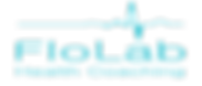 FloLab Health Coaching - Full Logo All B