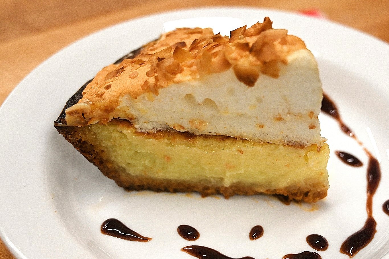 Real Deal Coconut Cream Pie