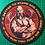 "Thumbnail: 20cm Choke Brand ""Stand and Fight"" gi patch"