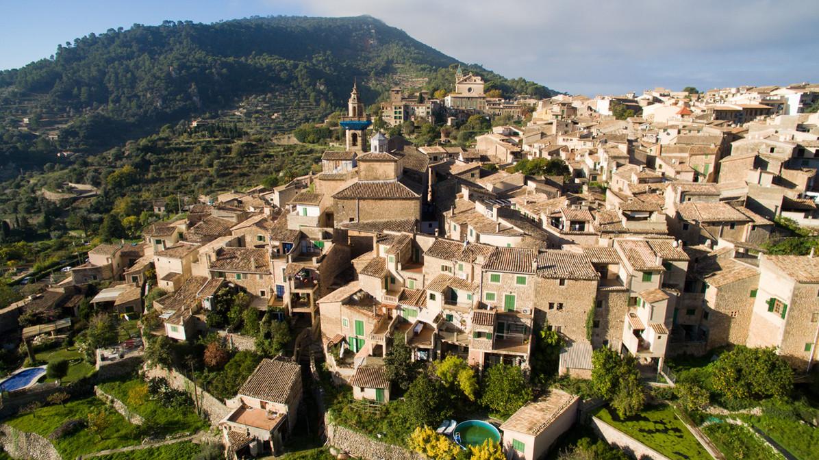 Drohnenpilot Mallorca