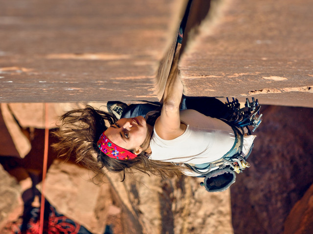 SPORTS | Rockclimbing