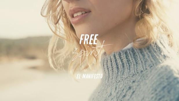 "Fashion film ""Free Spirit"""