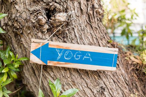 Yoga and selfcare photography