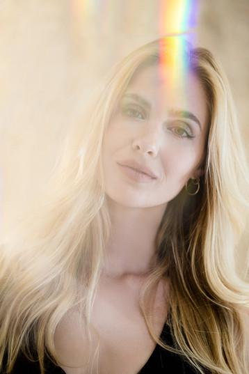 Top model Laura-Sophie Breuning