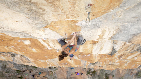 XULITA 8C | hardest female grade in the balearic islands