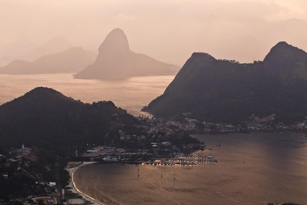 photo sugarloaf of Rio de Janeiro