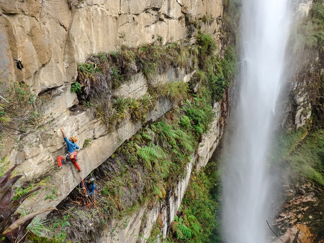 DOCUMENTARY | climbing expedition