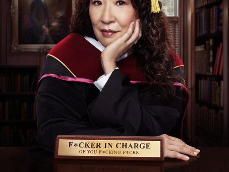 The Chair - Netflix's New Drama Starring Sandra Oh