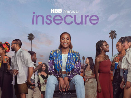 Insecure - A Black Girl Taking on the World