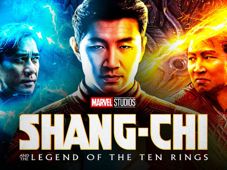Shang-Chi: First Asian Hero in MCU