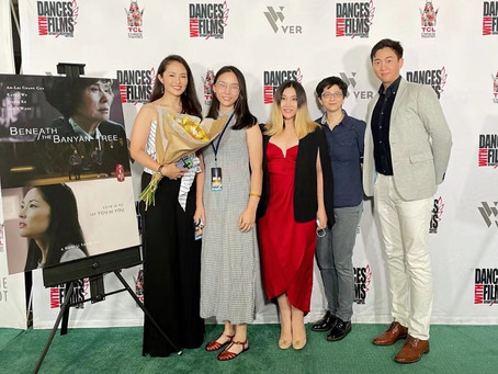 Beneath the Banyan Tree - Premiere at TCL Chinese Theatre