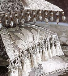luxusní polštáře