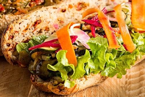 Sandwich Végan