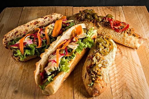 Sandwichs spécialités