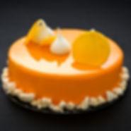 Gâteau Mandarine