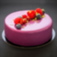 Gâteau Miss Purple