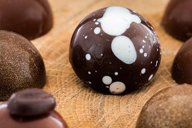 Chocolat noir vanille