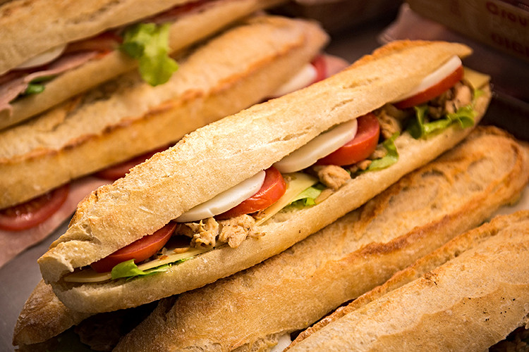 Sandwichs classiques