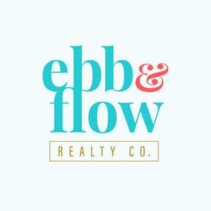 Ebb & Flow Realty Logo