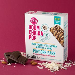 Boomchickapop Popcorn Bars