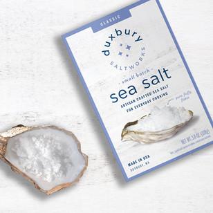 Duxbury Saltworks Retail Box