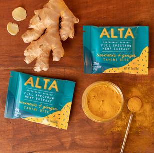 Alta Goods Turmeric & Ginger