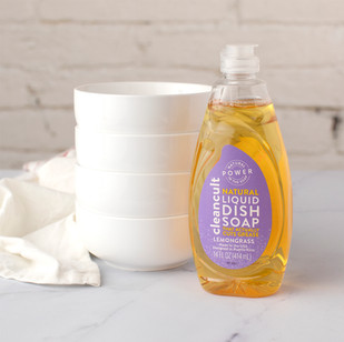 Cleancult Dish Soap Packaging