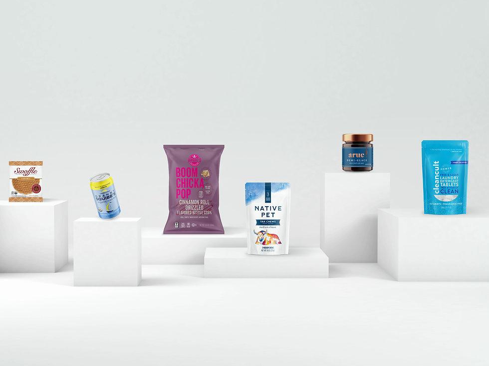 Brandparents Packaging Design