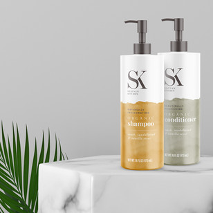 Shayna's Kitchen Shampoo & Conditioner