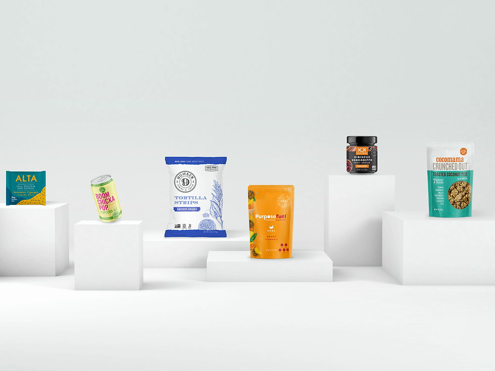 Brandparents Food Packaging Design