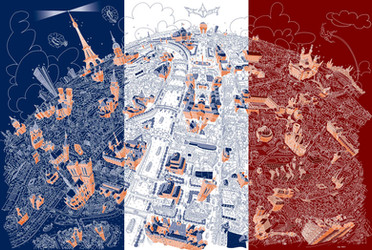 Paris Tricolore