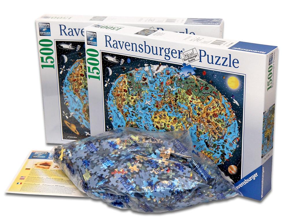 Hartwig Braun - Ravensburger 1500 Piece Puzzle