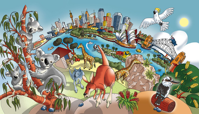 Sydney, Taronga Zoo