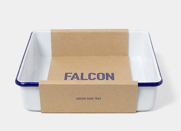 Falcon enamel square bake tray