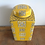 Thumbnail: Yellow rectangular Ginger Jar Medium