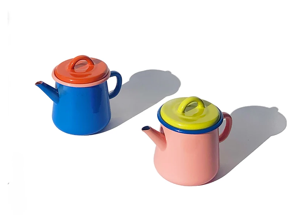 Bornn colorama teapot