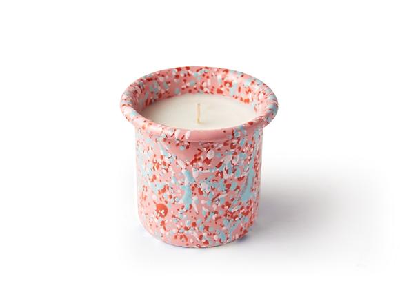 Bornn Rose-Vanilla Candle