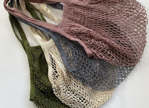 Net shopping bags