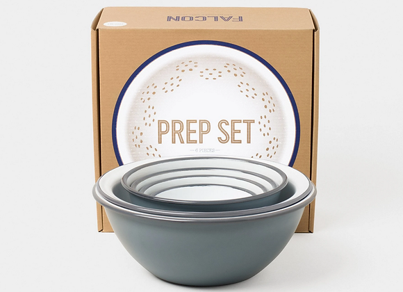 Falcon Prep set - Pidgeon Grey