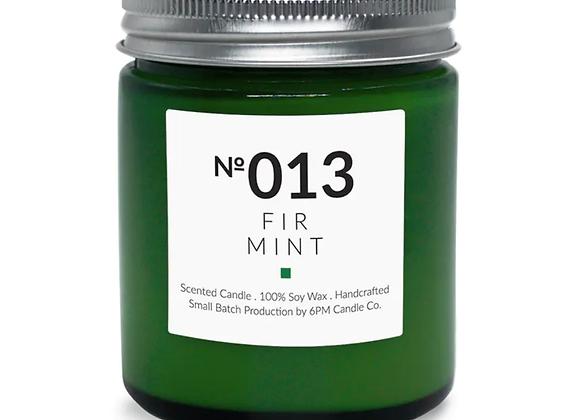 013 Fir Mint 6PM Candle