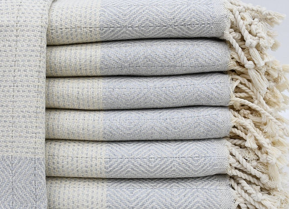 Hand towel - Pale grey