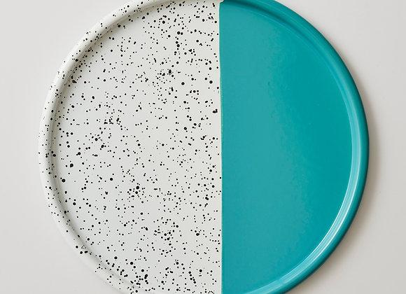 Kapka enamel big tray/pizza tray 32cm