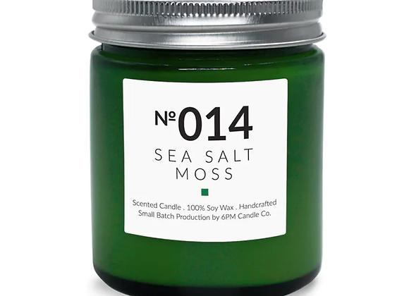 014 Sea Salt Moss 6PM Candle