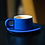 Thumbnail: cobalt blue cup BY sixteen utensil